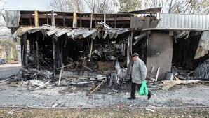 Путиловка, Донецк, зачистка, Азов, жители, опровергают, Москва