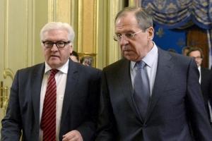 новости украины, новости россии, сергей лавров, франк-вальтер штайнмайер