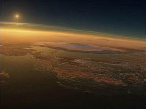 комета, марс, наса, космос