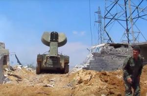 """Сирия, Асад, Путин, армия России, Дамаск, """"Змей Горыныч"""", вооружение, стрельба"""