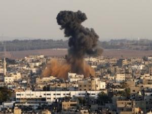 палестино-израильский конфликт, Моралес, Боливия, Сектор Газа