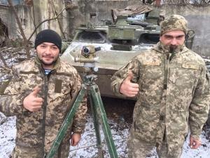 украина, война на донбассе, ато, мысягин, гранатометы, снайперы