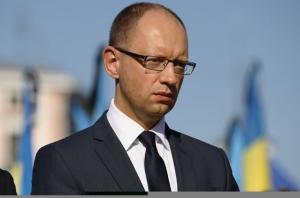 Арсений Яценюк, гуманитарная помощь РФ, Кабинет Министров Украины, юго-восток Украины, Донбасс