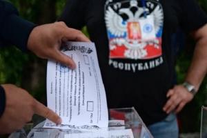 ордло, выборы, алексей чеснаков, выборы, россия, сроки, общество