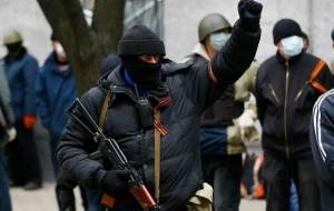 славяносербск, боевики, ограбление магазина, происшествия, Украина