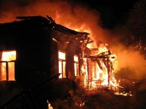 Украина, Донецкая область, Донбасс, Верхнеторецкое, обстрел, АТО, пожар, возгорание домов