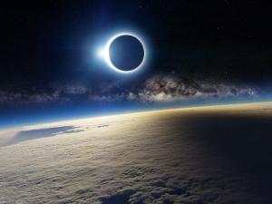 новости мира, общество, солнечное затмение