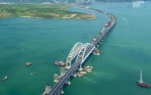 Крымский мост, Крым, Азовское море, Черное море, открытие, НАТО