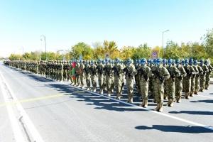 Азербайджан, 15 сентября, праздник,день освобождения, Алиев, Эрдоган, Турция, парад