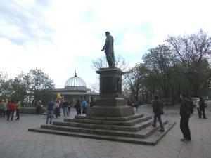 Одесса, 1 апреля, Дюк, люк