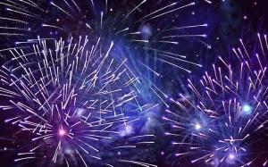 фернополь, фейерверк, новый год, горсовет