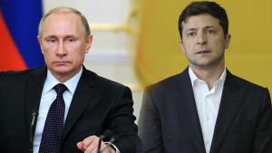 Украина, Россия, Формула Штайнмайнера, Зеленский, Путин.