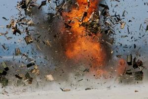 Харьков, взрыв, центр, трансформатор, пострадавшие, пожар