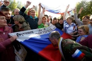 луганск, лнр, терроризм, олена степова, донбасс, армия россии, новости украины