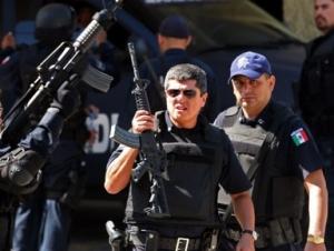 мексика, полиция, криминал,