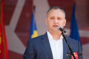 Молдова, Игорь Додон, Украина, Учения, Rapid Trident-2017, Распоряжение
