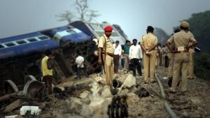 Происшествия, Новости Индии, поезд