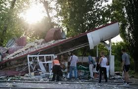Краматорск, Славянск, Юго-восток Украины, происшествия