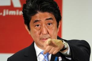 новости японии, политика, отставка, синдзо абэ
