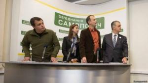 коалиция, самопомощь, народный фронт, блок петра порошенко
