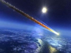 Никарагуа, метеорит, комета