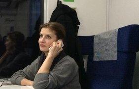 марина порошенко, поездка, фотография, соцсети