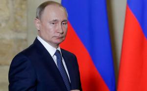 Россия, Путин, Обнудение, Конституция, Голосование.