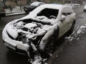 Киев, Кличко, происшествие, поджог, Украина, уголовное дело