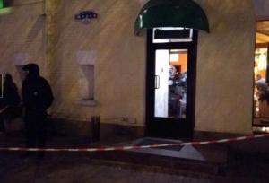 стрельба, киев, раненый, суши-бар, пострадавший, происшествия, украина