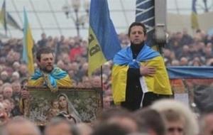 киев, майдан, молитва, мир