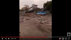индонезия, цунами, жертвы, раненые, разрушения, фото, видео, пострадавшие, природные катастрофы, бедствие