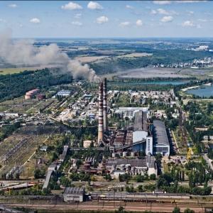 ТЭС, энергоблок, Украинка