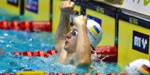 спорт, украина, плаванье, говоров, франция