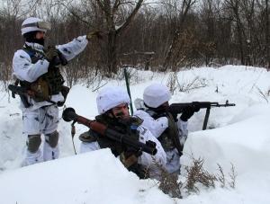 ВСУ, Донбасс , пророссийские боевики, День влюбленных, освобождение Донбасса ,