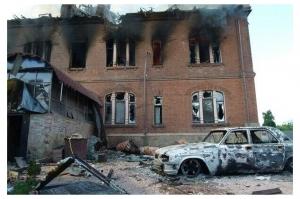 донецк, жилые дома, уничтожение, днр, военные действия