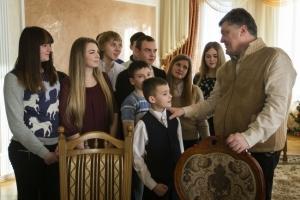 Донецк, Донбасс, АТО, Нацгвардия, армия Украины, дети, Украина, Ивано-Франсковск, Донбасс