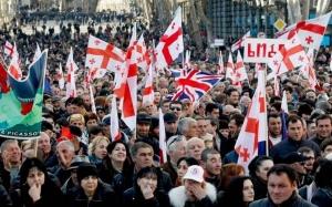 грузия, переворот, заговор, захват власти, саакашвили
