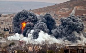 сирия, война в сирии, карта сирии, асад, россия, сша, авианалет, вагнер, наемники, коалиция, игил, нефть