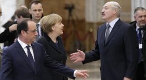 лукашенко, беларусь, олланд, меркель, путин, франция, германия, россия, переговоры в минске