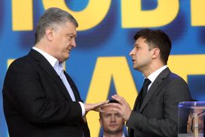 Петр Порошенко, президент Украины, политика, Владимир Зеленский, Россия, референдум