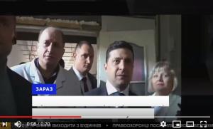 ВСУ, Донбасс, Атака, Боевики, Зеленский, больница конфликт