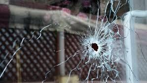 Донецк, бои, Киевский район, звуки, залпы, взрывы,