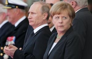 "Германия, Меркель, Путин, Россия, Астана, ""нормандская четверка"""