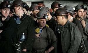 горняки, шахтеры, донбасс, уголь
