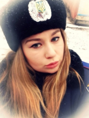 украина, антон геращенко, милиция, николаев, участница сепаратистских митингов, увольнение