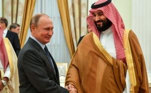 нефть и газ, Саудовская Аравия, новости, Россия, Мухаммед Аль Сауд, Китай