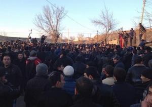 гюмри, армения, армия россии, протесты, пермяков