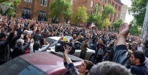 пашинян, армения, ереван, оппозиция, выборы, прямой эфир из армении сегодня, забастовка, транспорт