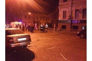 Украина, Харьков, взрыв, пришествие, кафе, общество