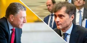 Владистав Сурков, Курт Волкер, переговоры России и США по Донбассу, новости Украины